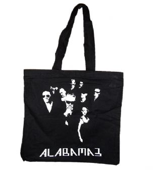 ALABAMA 3 TOTE BAG